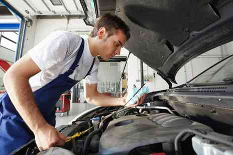 Tiburon Automotive - MOT Test with an Optional 55 Point Service Check and Full Diagnostic Check - Save 0%
