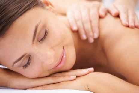 Unique Image Hair and Beauty - Back, Indian Head Massage or Full Body Massage - Save 0%