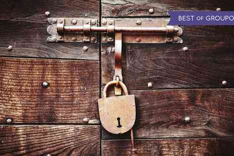 Lock and Code - One Hour Escape Game for Four, Five or Six - Save 0%