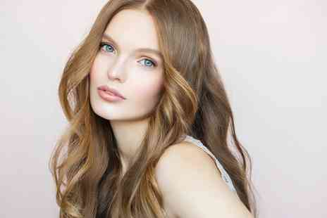 Divaz Salon - Wash, Cut and Blow Dry with Optional Olaplex or Moroccan Conditioning Treatment - Save 58%
