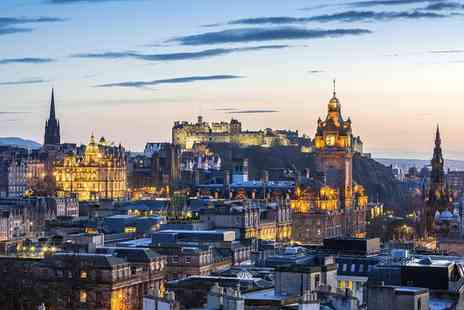 Puzzling Adventures - Edinburgh Scavenger Hunt - Save 0%