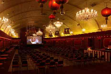 Rivoli Ballroom - One adult ticket to a choice of movie night at Crofton Park Pictures on 22 June to 25 August - Save 0%