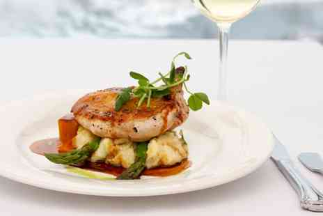 Villa Toscana - Two Course Italian Meal with Prosecco for Two or Four - Save 0%