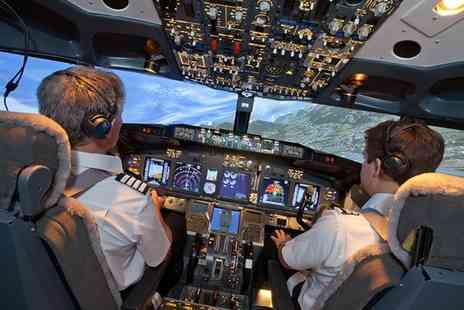 Flight Experience London - 30 or 60 Minute Flight Simulator Experience - Save 0%