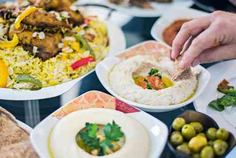 Ephesus Restaurant - 12 Course Meze to Share Between Pairs with a Glass of Prosecco Each for Two or Four - Save 0%