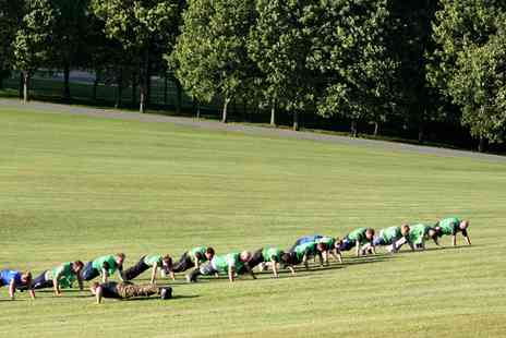 Commando Fit - One Month of Unlimited Boot Camp Classes - Save 0%