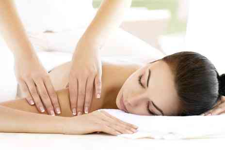Beauty 24 Fit - Choice of 30 or 60 Minute Massage - Save 28%