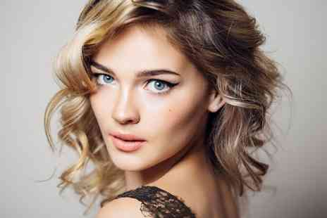 Through the Looking Glass - Cut, Blow Dry and Conditioning Treatment with Optional Colour - Save 0%