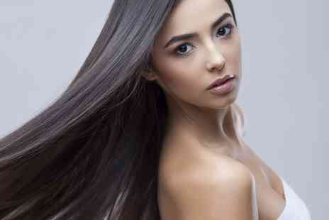 TBBA Hair and Beauty Salon - Wash, Cut and Blow Dry with Optional Half or Full Head Highlights - Save 0%