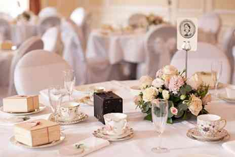 Buxton Palace Hotel - Wedding Package for 50 Day Guests and 100 Evening Guests - Save 0%