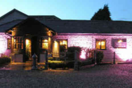 The Blazing Donkey Country Hotel - A Gourmet Break For Two In Ken - Save 63%