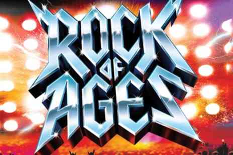 Rock of Ages - One, two or four tickets to a music concert on 9 To 16 September - Save 37%