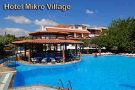 The Hotel Mikro Village - 4 Night Stay for 2 including Breakfast - Save 38%