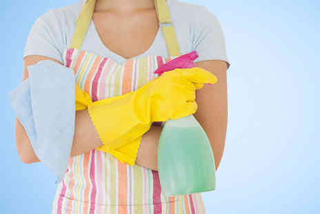Clean Abode - Two hour house clean - Save 45%