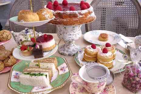Buyagift - French style afternoon tea for two - Save 0%