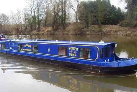 Starline Narrowboats - Three or Four Night Boat Hire for Up To Twelve - Save 49%