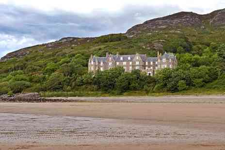 The Gairloch Hotel - One to Three Nights Stay with Breakfast, Dinner, Bottle of Bubbly and Late Check Out - Save 0%