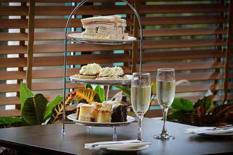 Cedar Court Hotel - Traditional or Sparkling Afternoon Tea with Health Club Access for Two or Four - Save 0%