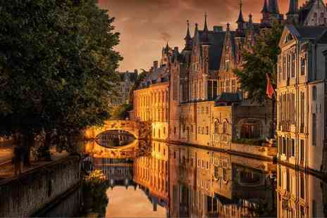 Anderson Tours - Childs ticket for a luxury coach day trip to Bruges - Save 26%