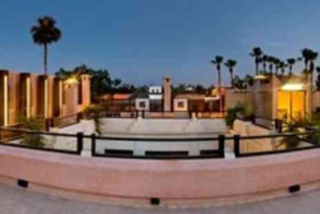 Villa Makassar - In Marrakech Four Night Spa Stay For Two With Breakfast, Dinner on First Night  and Transfers - Save 61%