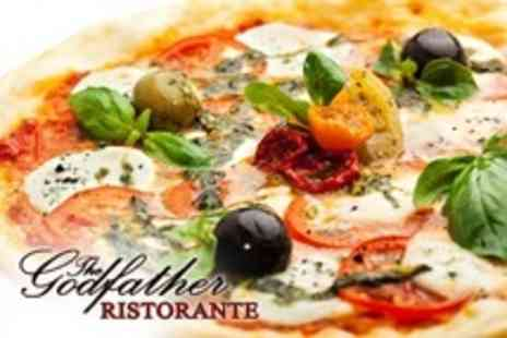 The Godfather Ristorante - Italian Fare Two Course Meal For Two - Save 64%