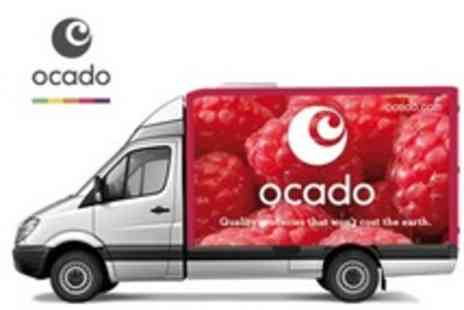 Ocado - Groceries Plus Six Month Anytime Delivery Pass - Save 55%