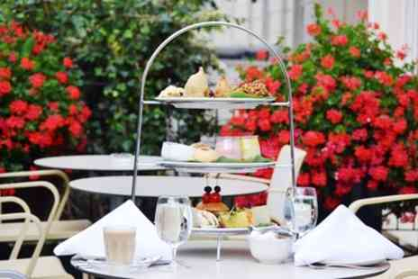 Park Grand Paddington Court - Traditional or Indian Inspired Afternoon Tea with Bubbly for Two or Four - Save 59%