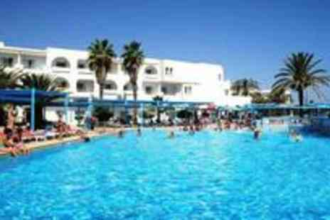 Just Sunshine - Person for a 4* seven night Tunisia escape with Just Sunshine travel dates from 1st July to 14th July - Save 45%