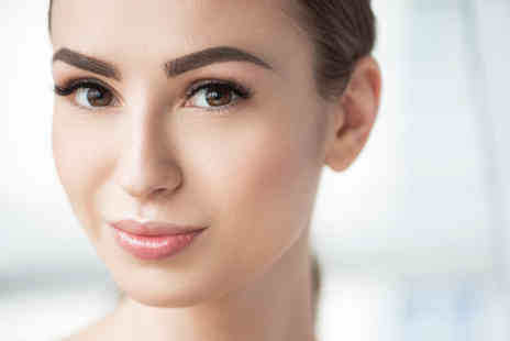 Semibeaut - One session of semi permanent make up on top or bottom eyeliner - Save 71%