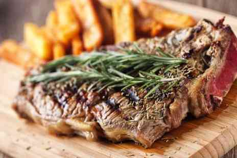 Leilani Restaurant & Ashanti Lounge Bar - Steak with Cocktail for Two or Four - Save 46%