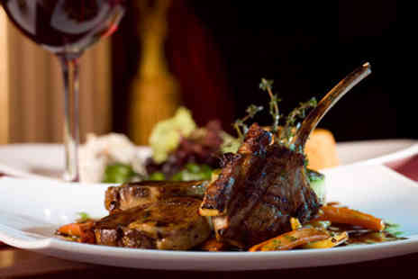 Shaka Zulu Restaurant - Three course African meal plus a cocktail - Save 60%