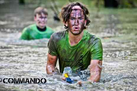 Commando Series - Commando Series Obstacle Course Entry on 11 to 12 November - Save 0%
