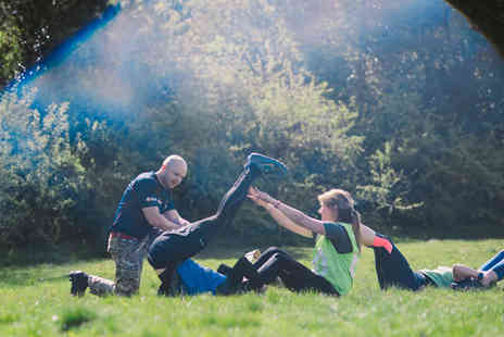 British Military Fitness - One week of unlimited boot camp classes - Save 0%