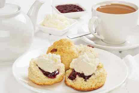 Best Western Guide Post Hotel - Traditional or Sparkling Afternoon Tea for Two - Save 24%