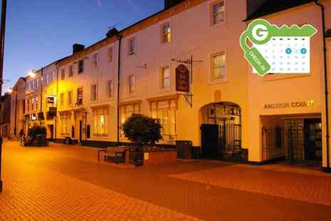 Red Lion Hotel - Double or Twin Room for Two with Breakfast - Save 0%