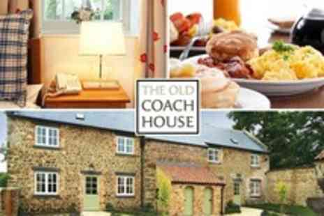 The Old Coach House - In Ripon Two Night Stay For Two With Breakfast - Save 50%