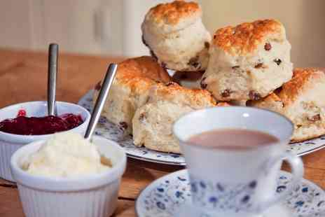 The Rustic Coffee Company - Afternoon Tea for Two or Four - Save 27%
