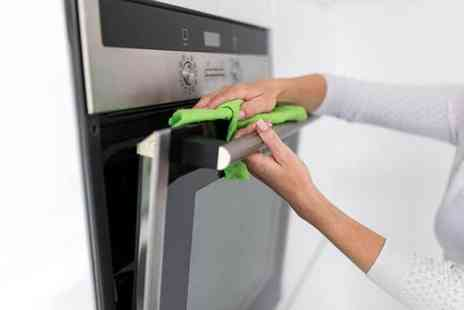 Kandi Kleaners - Oven clean service valid within all South East London postcodes - Save 42%