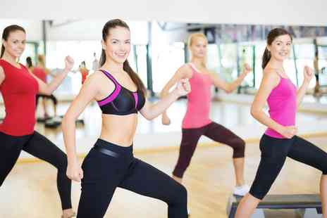 Ginger Jive - Four Ballroom and Latin Fitness Classes - Save 58%