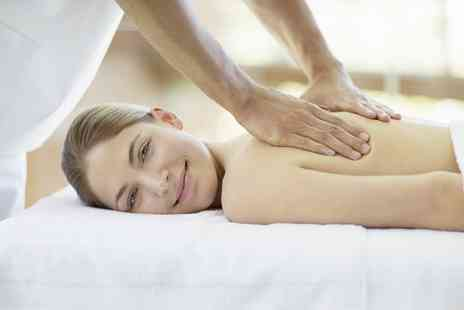 The Clinics - 30 Minute Swedish Massage or Express Facial with Manicure or Pedicure - Save 47%