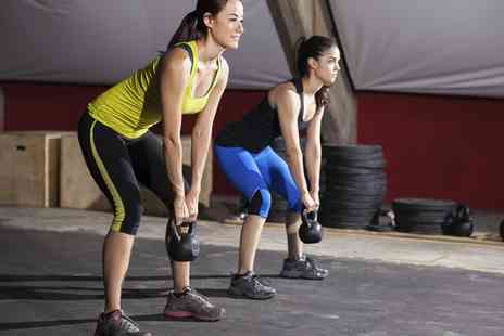 CrossFit Hexis - Ten CrossFit Classes or One Month Membership with Unlimited Classes - Save 81%