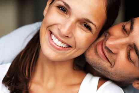 VidaDent - Laser Teeth Whitening with a Dental Consultation and Check Up - Save 81%