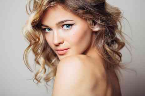 Jon Sturgeon - Wash, Cut and Blow Dry with Optional Parting Highlights - Save 79%
