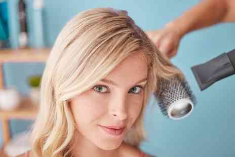 Belle Hair & Beauty - Cut, Blow Dry with Optional Colour, Half or Full Head of Highlights - Save 67%