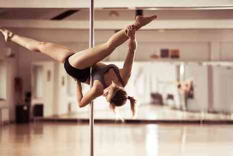 Pole Princess - Four Pole Fitness Classes for One or Two - Save 57%