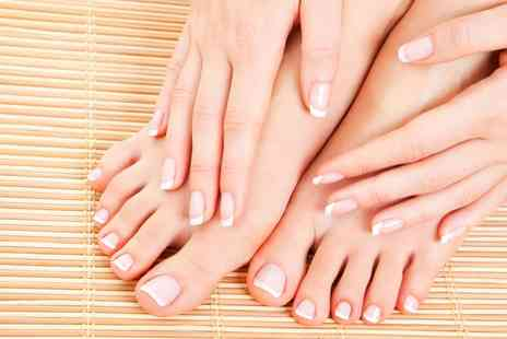 Yuu Beauty - Three Sessions of Nail Fungus Treatment - Save 84%