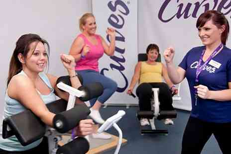 Curves Wokingham - Five Gym Passes for One or Two - Save 0%