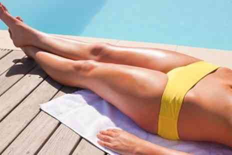 Ducky Fuzz - Choice of Standard, Hollywood or Brazilian Bikini Wax Treatment - Save 50%