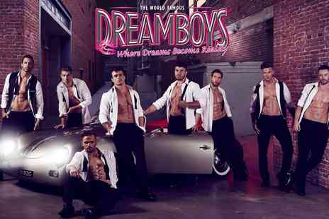 The Dreamboys - Ticket to The Dreamboys Show with Cocktail and Nightclub Entry on 7 October to 23 December 2017 - Save 40%