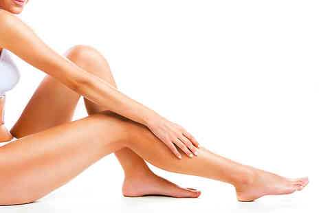 Imperial Beauty Spa - Brazilian or Hollywood with full leg hot wax - Save 69%